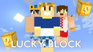 MINECRAFT HUNGER GAMES #2 - LUCKY BLOCK - KAZANDIM