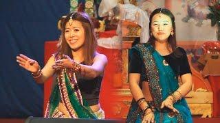 Tibetan Losar 2015.. Bollywood dance Parody by Tibetan boys and girls -Toronto