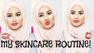 My Skincare Routine! | Hijab Hills