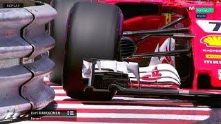 F1 2017 CARRERA GP MÓNACO | RESUMEN