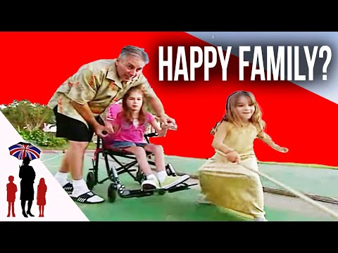 Xxx Mp4 Dad Mends Relationship With Disabled Daughter Supernanny 3gp Sex