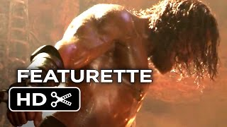 Hercules Featurette - Larger Than Life (2014) - Dwayne Johnson, Irina Shayk Mythology Movie HD