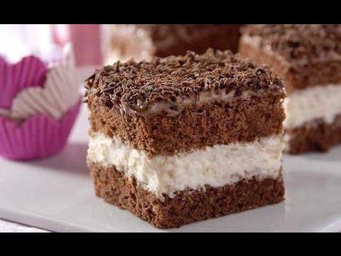 Como fazer Bolo de chocolate PRESTÍGIO #6