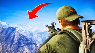 LONGEST SNIPER SHOT RECORDED IN HUMAN HISTORY! (Tom Clancy