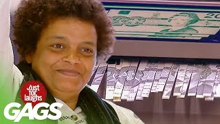 Couple Caught in Bed & ATM Shreds Dollar Bills - Throwback Thursday