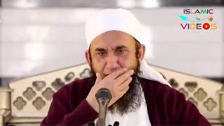 My Life Story   Maulana Tariq Jameel very Emotional bayan on His Life   Islamic videos in Urdu Hindi