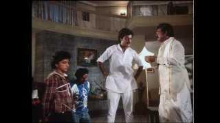 Manithan - Rajinikanth threatens Raghuvaran