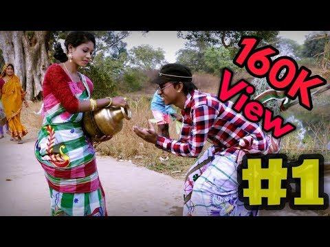Ghane Champa Ghane Chmeli - New Santali Super Hit Song 2017