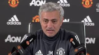 Jose Mourinho Press Conference   Chelsea vs Manchester Unitedvia torchbrowser com
