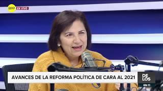 Enfoque de los sábados | Avances de la reforma política de cara al 2021