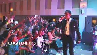 Hachalu Hundessa @ Washington DC (Oromo Music 2013 New)
