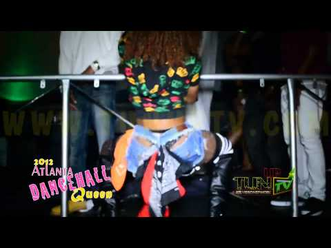 2012 ATLANTA DANCEHALL QUEEN COMPETITION