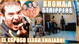 BROMA A STRIPERS  (LLEGA EL ESPOSO)