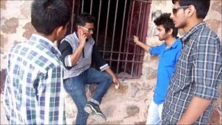3+3 Idiots @ Purana Quila Hindi short film - A Changga Gang Production Movie