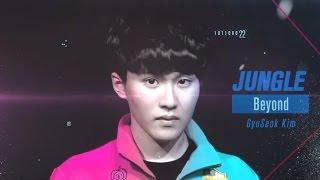 [KeSPA Cup] SKT vs MVP RO.8 match3 set1