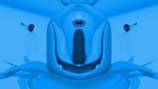 BLUE Gummibär SPECIAL REQUEST Brazilian HD Gummy Bear Song
