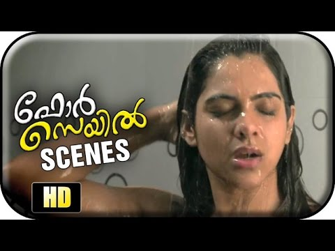 For Sale Malayalam Full Movie | Scenes | Sandhya stayes at mukesh's home