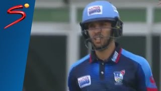 Farhaan Behardien scores fastest T20 50* in SA history (9th fastest of all time)