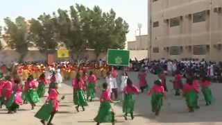 INTERNATIONAL INDIAN SCHOOL DAMMAM UPGS SPORTS CLOSING CEREMONY 2014