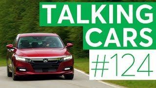 2018 HondaAccord& Tips for Dealing with Dealers | Talking Cars with Consumer Reports #124