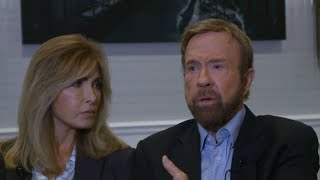 MEDICAL NIGHTMARE:  Chuck Norris's wife Gena talks about the medical nightmare she has gone through