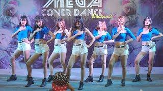 170917 Angel Wingless cover AOA - Good Luck (굿럭) @ Mega Cover Dance Season 2 (Audition)