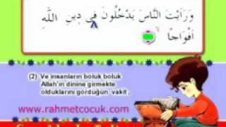 Qur`an 2012 ... 110. ANNAS'R.