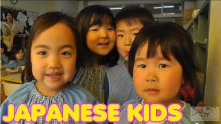 Japanese School Children Playing ☆ Japan As It Truly Is