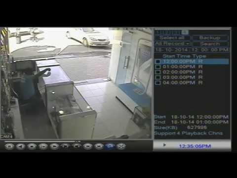 Robber Girl in Ardiya Kuwait