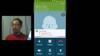 How to record a phone call on the Samsung Galaxy S5 (no root required)