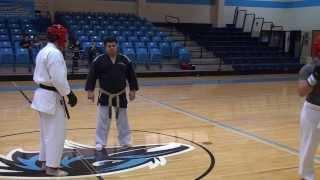 Valdemar Solis , Kume Karate Vs. Kick Boxing 2 fights plus an extra girls fight 10-19-13
