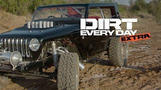 Quicksand Concept Jeep - Dirt Every Day Extra