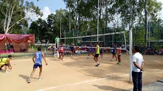 ONGC VS GUJRADA!!  VOLLEYBALL CHAMPIONSHIP