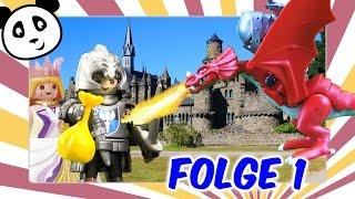 Ritter Otto und der Drache 1 - Playmobil Ritter Film deutsch Kinderserie