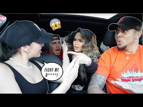 ARGUING IN FRONT OF OUR BOYFRIENDS PRANK GETS HEATED W JUJU & DES