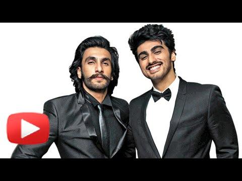 WTF ! Arjun Kapoor Wants To Marry Ranveer Singh - Gay Marriage