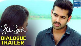 Nenu Sailaja Movie New Dialogue Trailer | TFPC