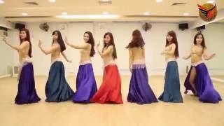 Yalla Habibi Belly   Choreography by Trịnh Huyền   YouTube