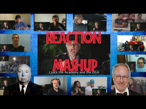 Steven Spielberg vs Alfred Hitchcock Epic Rap Battles of History Reaction Mashup
