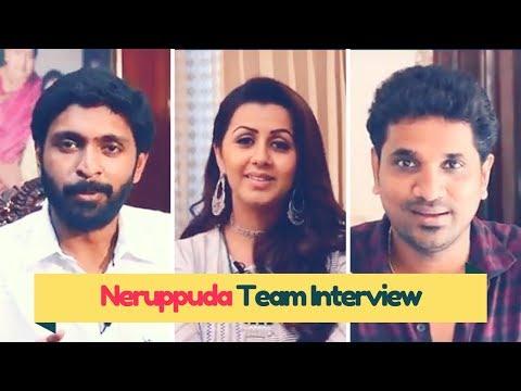 Xxx Mp4 Neruppuda Team Interview Vikram Prabhu Nikki Galrani 3gp Sex