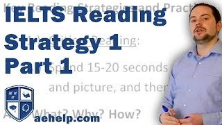 IELTS Reading - Academic - Key Strategy and Practice Part 1
