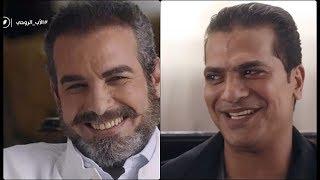 """الأب الروحي - كوميديا مصطفى أبو سريع """" فارس """" مع أحمد عبد العزيز 😂 .. """" أنت بتحب البط البلدي """""""