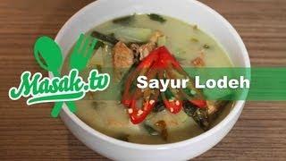 Sayur Lodeh | Resep #032