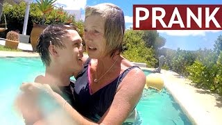 SURPRISING MY MOM FOR CHRISTMAS