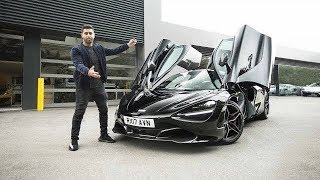 MCLAREN 720S Collection Video with Ferrari 488 and Carbon SVR