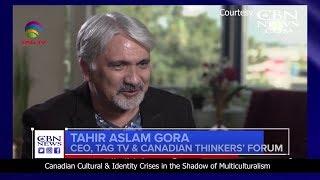 Tahir Gora, Tarek Fatah & Anthony Furey Reflect on Canada Identity Crises @CBN TV - Courtesy CBN TV