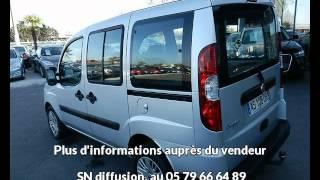 Annonce de FIAT DOBLO COMBI occasion du mandataire auto SN Diffusion