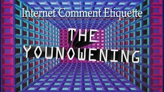 Internet Comment Etiquette: