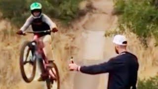 El video de la moto... 😱