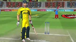 Ind vs Aus Cricket Match (Animated Movie)